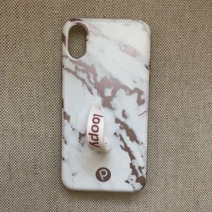 Used Loopy Iphone X case